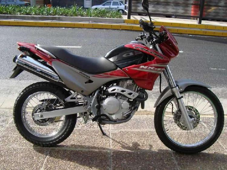 Honda nx 400 falcon manual taller para motos honda