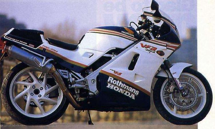 Honda vfr 400 manual taller despiece