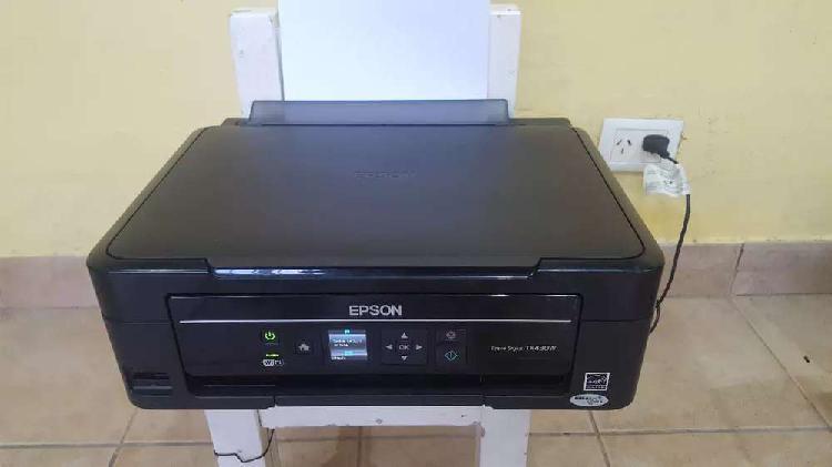 Impresora multifunción epson stylus color tx430w usada,