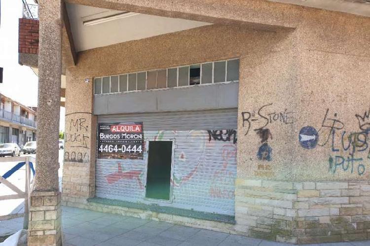 Local a la calle en alquiler ramos mejia / la matanza (a082