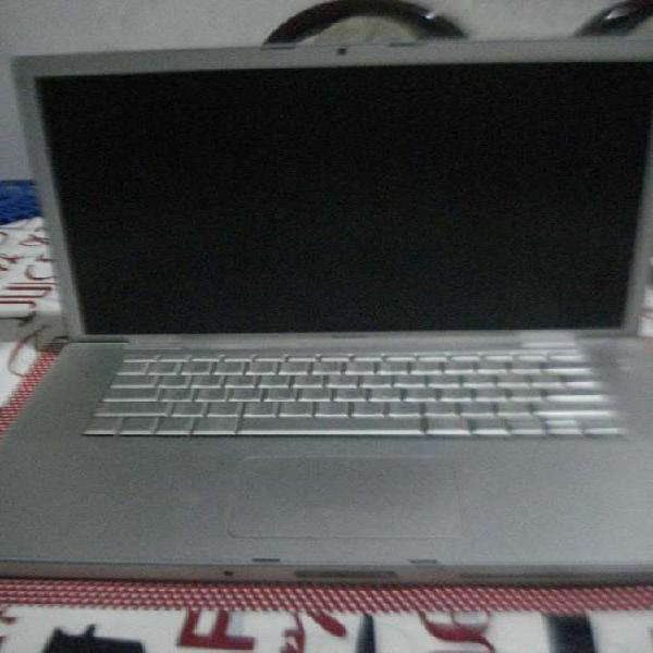 Notebook Macbook Pro A1150 Core Duo C/carg Orgi Funcionando