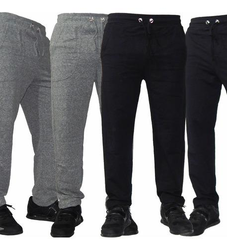 Pantalon de jogging elastizado 100% algodon - jeans710