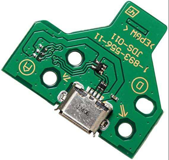 Pin de carga para control ps4 jds-011 con flex $500