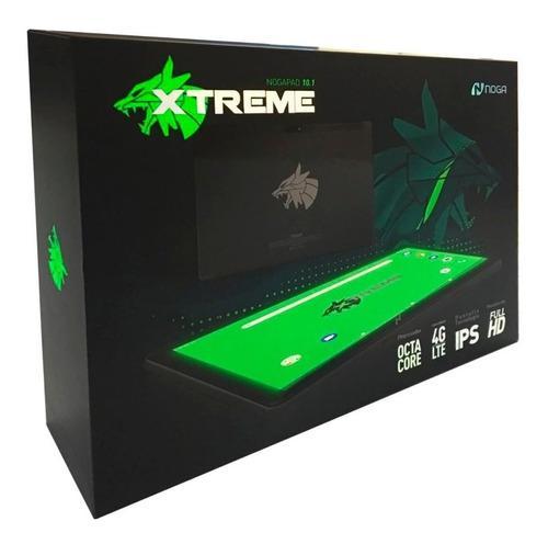 Tablet gamer 10.1 noga octa core full hd 3gb 32gb 4g/lte