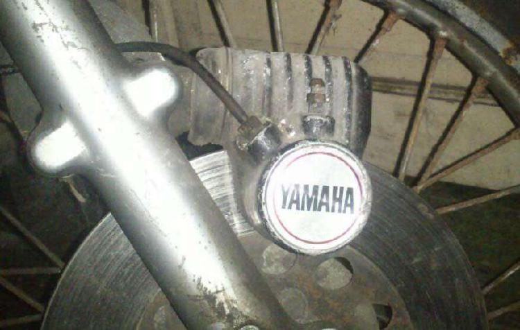 Yamaha rx 125 - caliper y bomba de freno completa