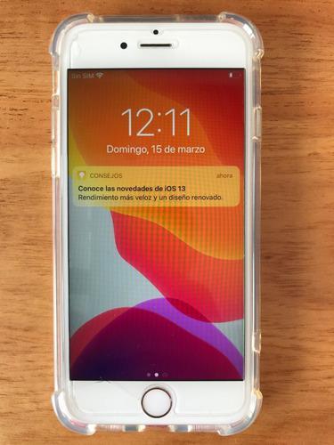 Iphone 6s 64gb silver liberado - como nuevo impecable
