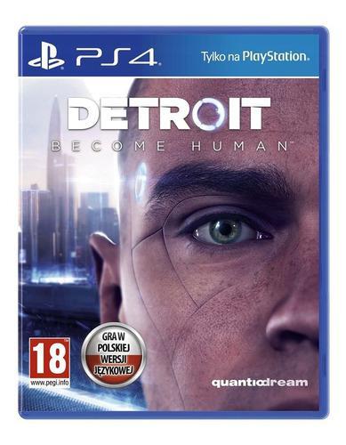 Detroit become human ps4 juego fisico original sellado cd