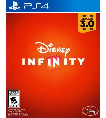 Disney infinity 3.0 ps4 juego fisico nuevo sin film