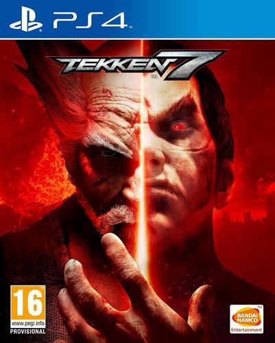 Tekken 7 Ps4 Juego Cd Blu-ray Nuevo Original Físico Sellado