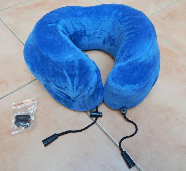 Almohada de viaje cervical importada