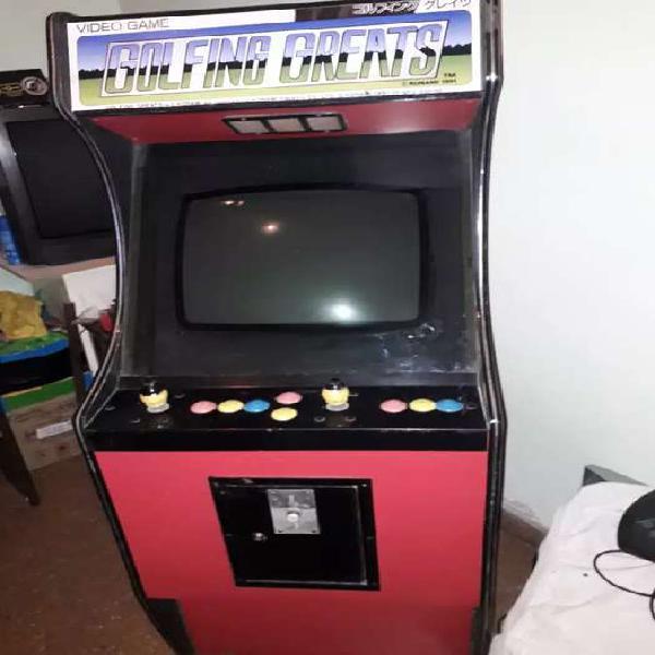 Arcade doble comando
