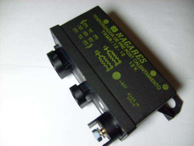 Caja de precalentamiento para bujias de clio diesel / r19