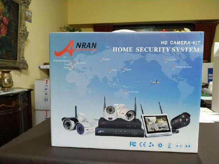 Cámaras vigilancia interior y exterior