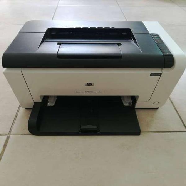 Impresora laser color hp cp1025. nw wifi