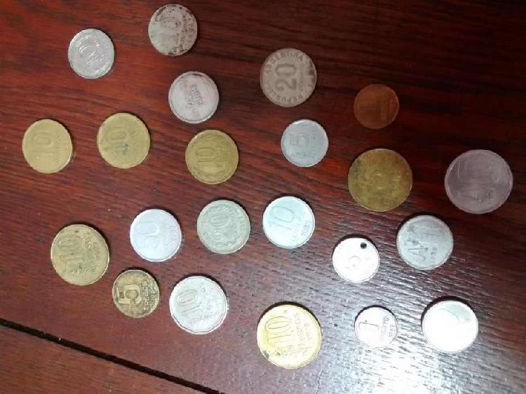 Monedas antigüas