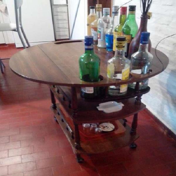 Mesa bar de estilo