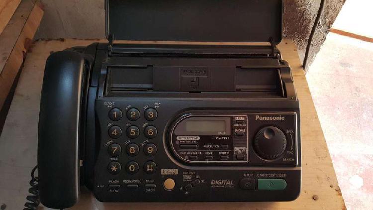 Panasonic con contestador automático 490