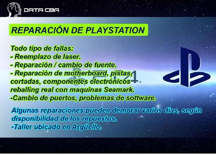 Servicio técnico playstation ps3 ps4