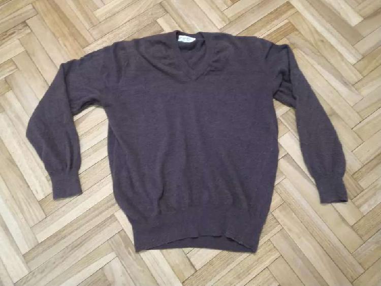 Sweaters ives saint laurent 44 80 % lana merino