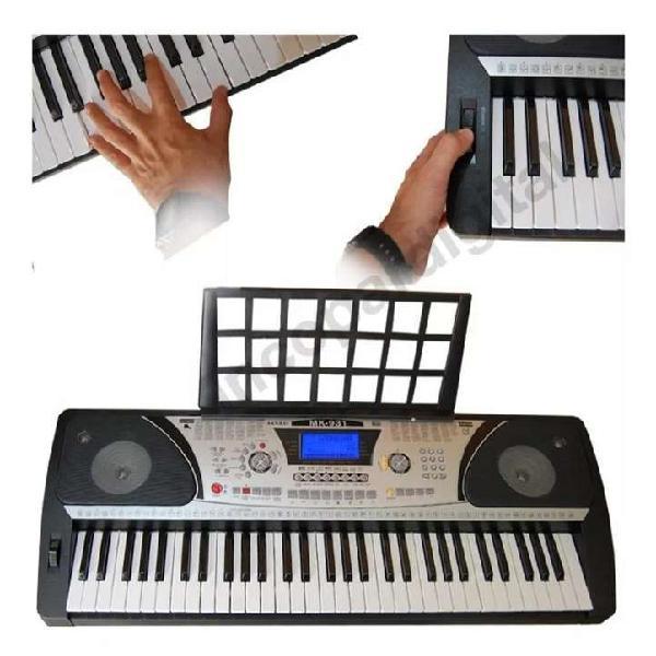 Teclado órgano ransei mk-931. 61 teclas
