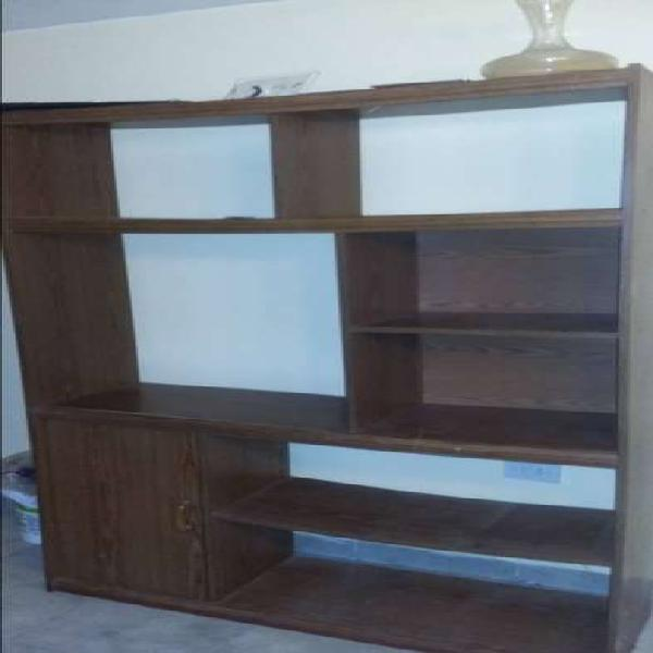 Vendo mueble biblioteca modular por mudanza