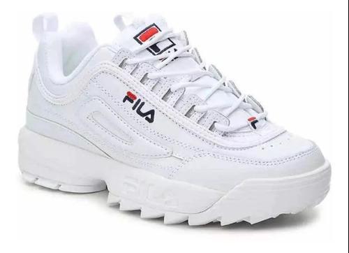 Zapatillas fila disruptor importadas envío gratis!!!!