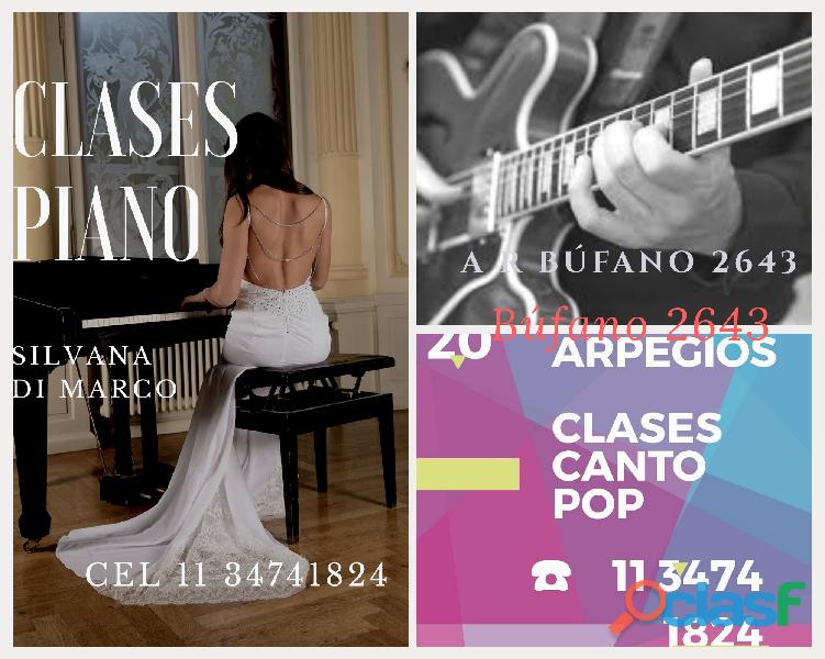 CLASES Música On Line