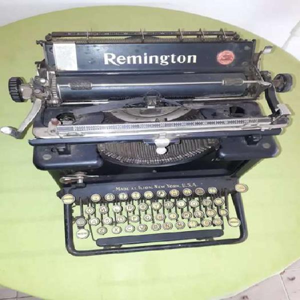 Antigua máquina de escribir