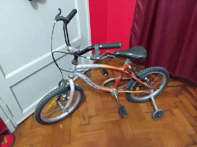 Bicicleta niño robinson rodado 16 !!! oportunidad