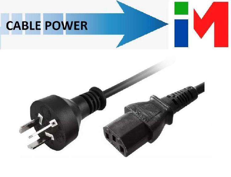 Cable power cpu 220v iram. promo !