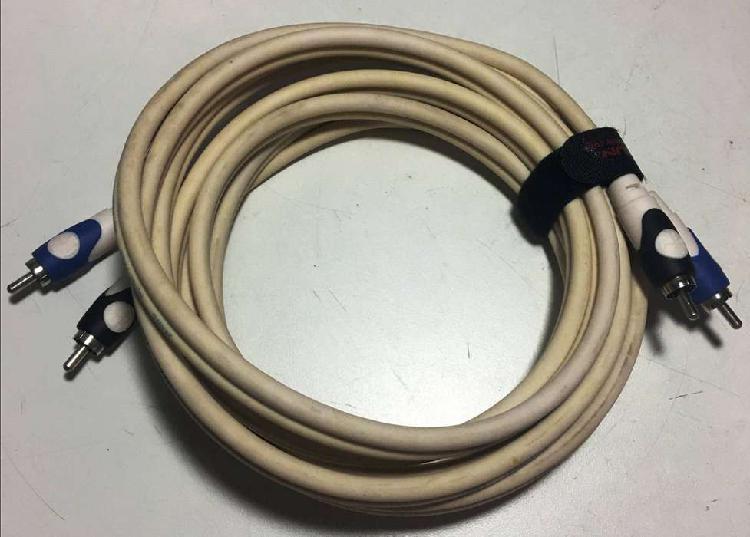 Cables de audio varios