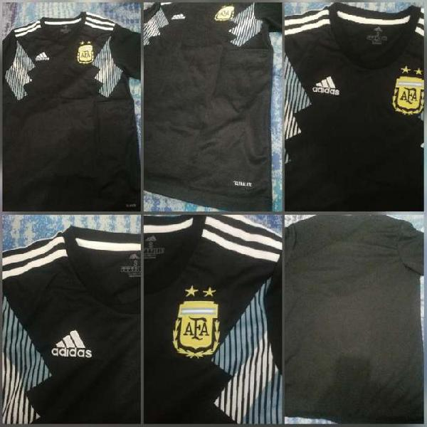 Camiseta alternativa selec. arg s y xl