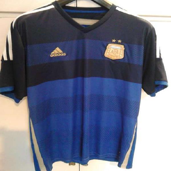 Camiseta oficial seleccion nacional argentina adidas talle
