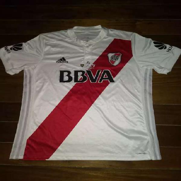 Camiseta de river plate campeón super copa argentina 2018
