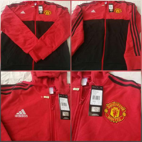 Campera original manchester united