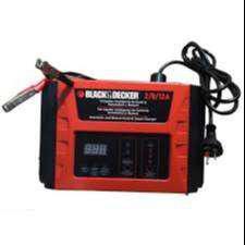 Cargador de bateria auto inteligente 12v bc40 black & decker