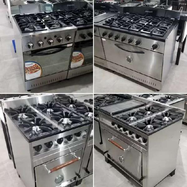 Cocinas industriales nuevas