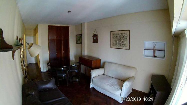Dueño vende departamento un dormitorio, pleno centro