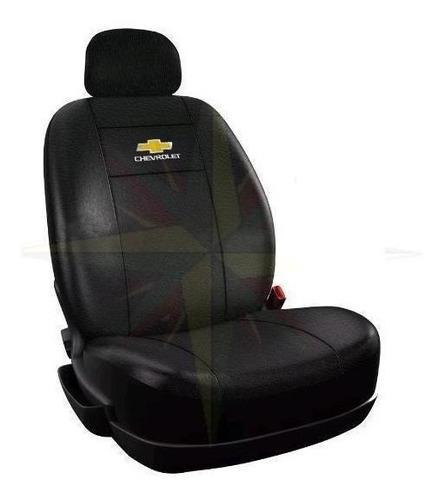 Funda cubre asiento cuero chevrolet spin (juego completo)