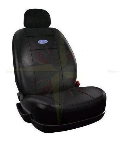 Funda cubre asiento cuero ford ka modelo 2018 c/ respaldo