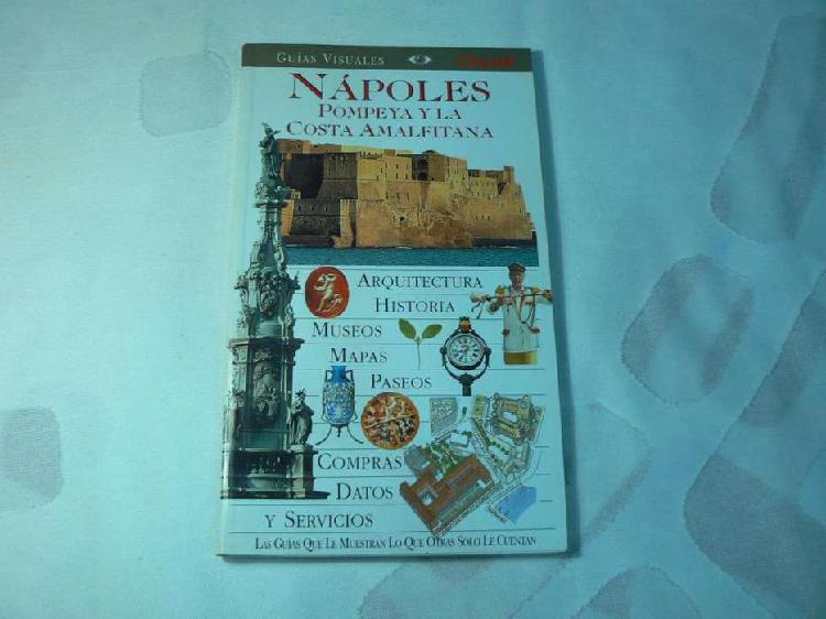 Guía visual clarín de nápoles, pompeya y la costa