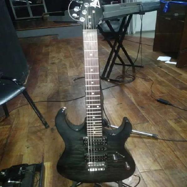 Guitarra electrica ibanez gio
