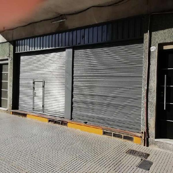 Local en palermo, 130 m2 en pb. no gastronomia