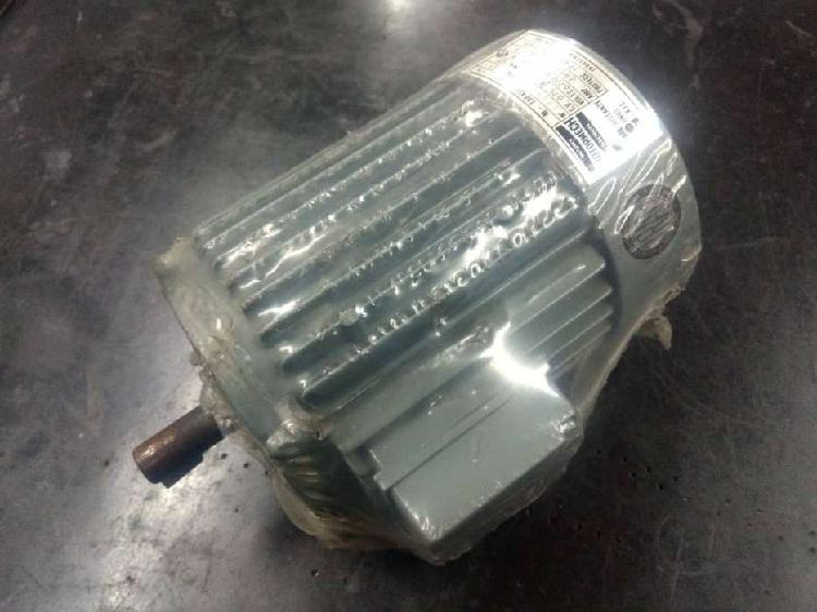 Motor trifásico 3/4 hp 220-380v 1420rpm motormech nuevo