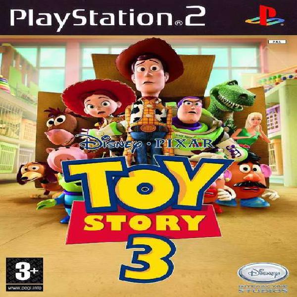 Toy story 3 para play 2