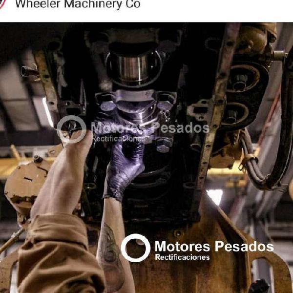 Taller mecánico diésel - camión - tractor - maquinas