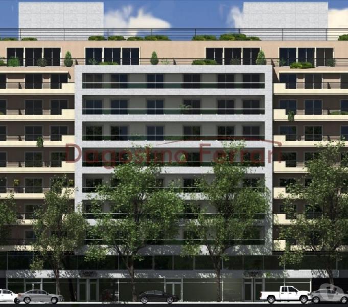 Venta departamento 1 dormitorio - paraguay 300