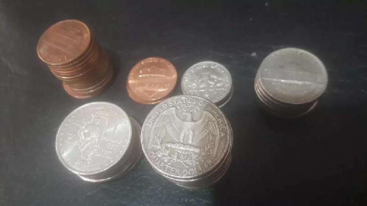 Monedas de eeuu