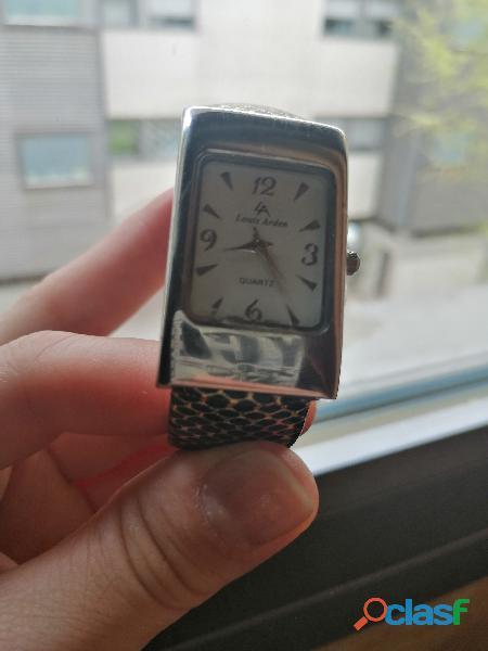 Reloj de pulsera de señora louis arden