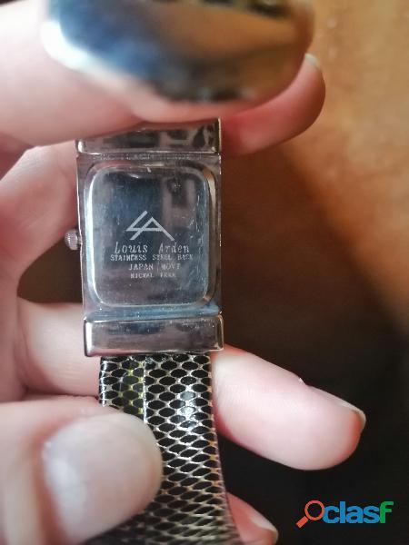 Reloj de pulsera de señora Louis arden 1